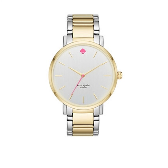 kate spade Accessories - 🆕 Kate Spade NWT two-tone gold gramercy watch
